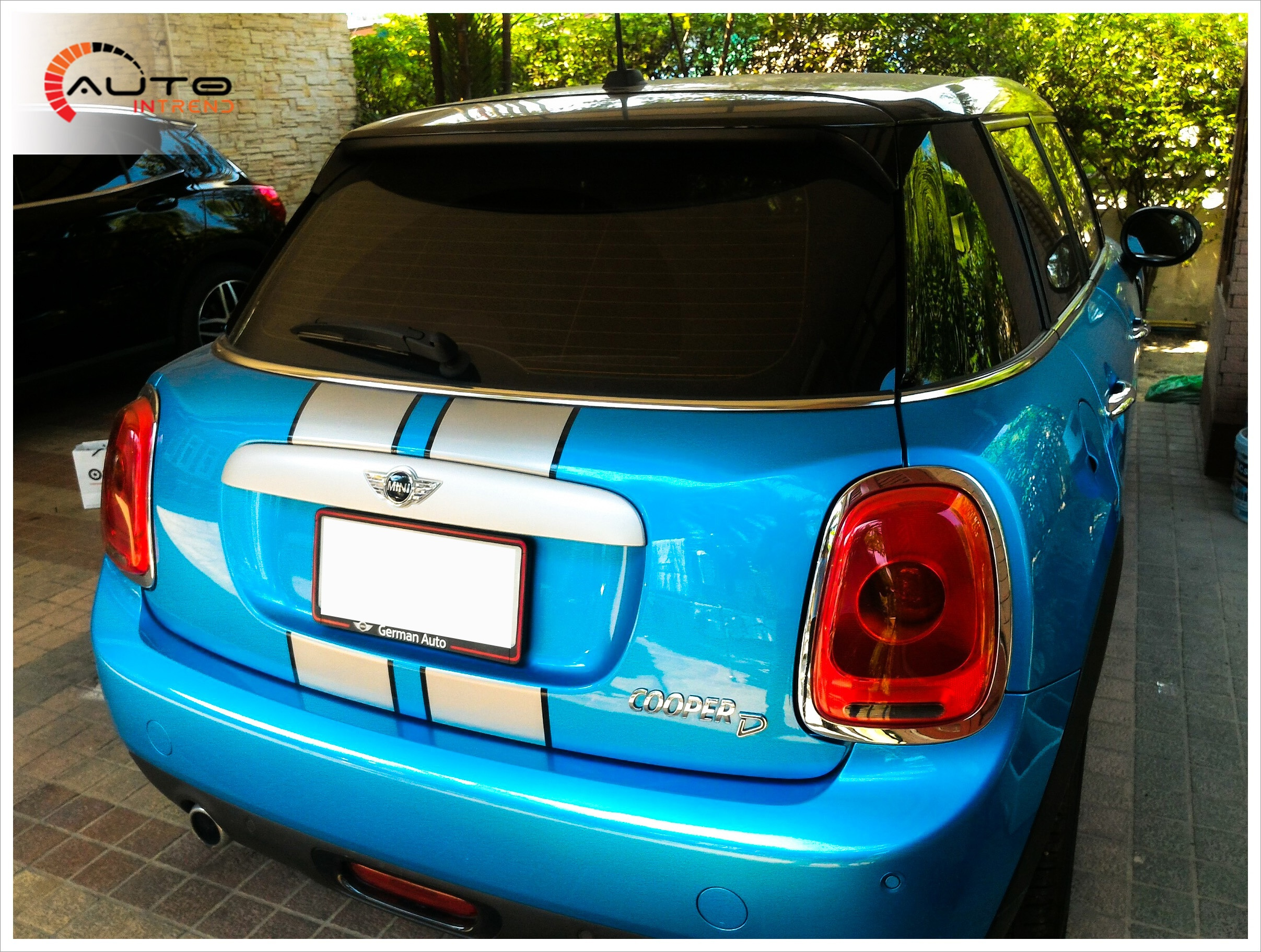 DVR Thinkware x550 Mini Cooper D